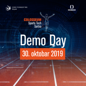 Colosseum Sports Tech Serbia ulazi u završnicu – DemoDay 30. oktobra u NTP Beograd